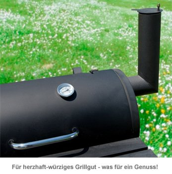 BBQ Smoker Grill - 3