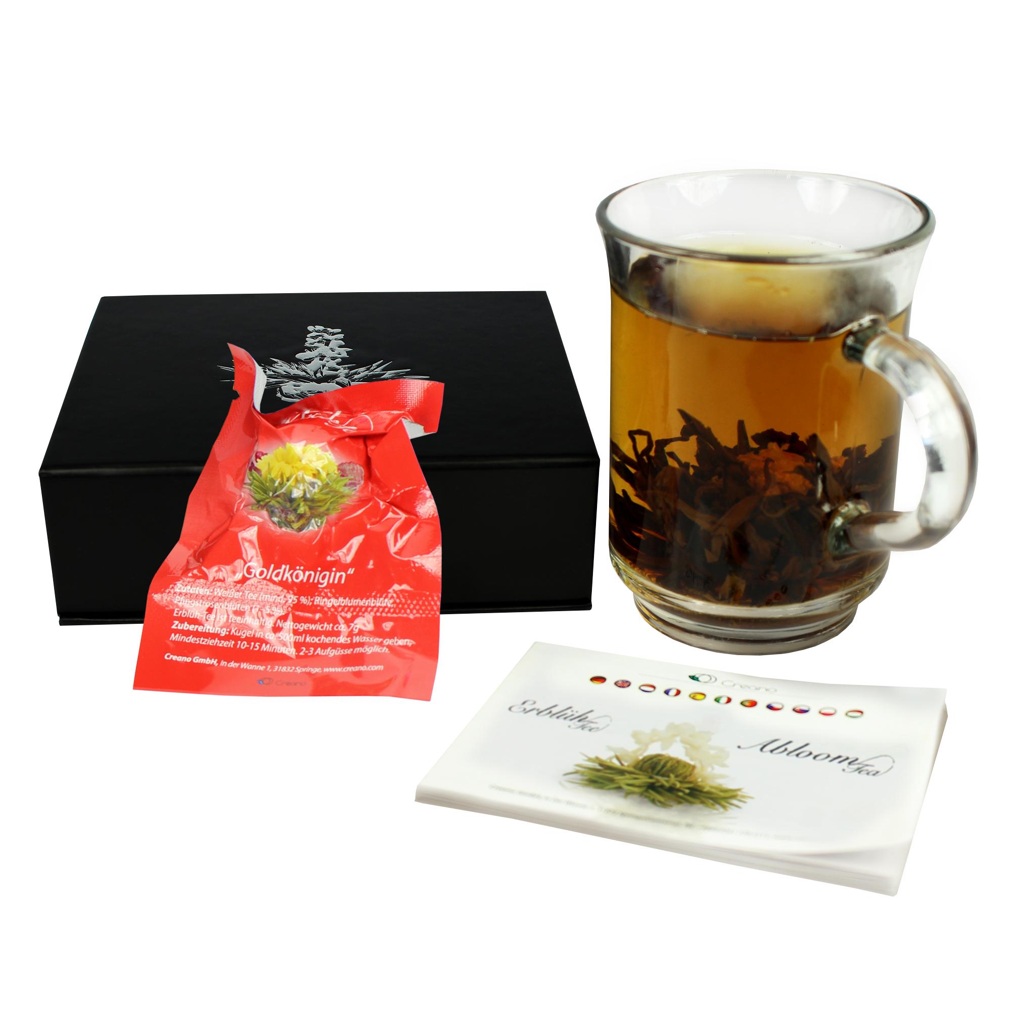 Erblühtee 6er Box - Weißer Tee - 2