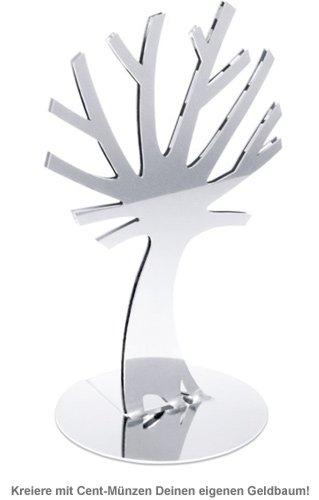 Design Münzmagnet - Baum - 2