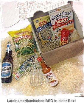 Latin American BBQ - Geschenkbox - 2