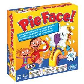 Torte ins Gesicht - Pie Face Partyspiel - 3