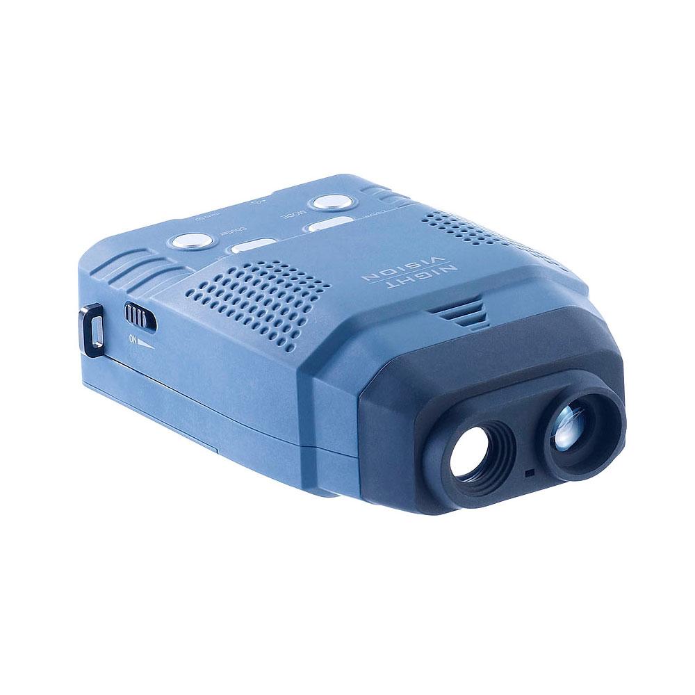Digitales nachtsichtgerät bis meter mit foto und filmaufnahme