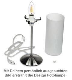 Design Fotolampe - personalisiert - 3