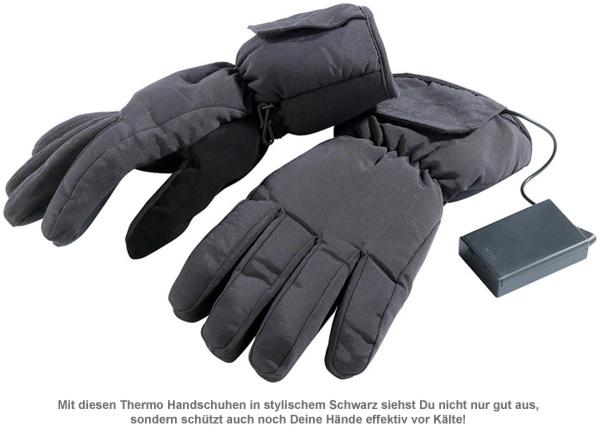 Beheizbare Handschuhe - Größe S - 2