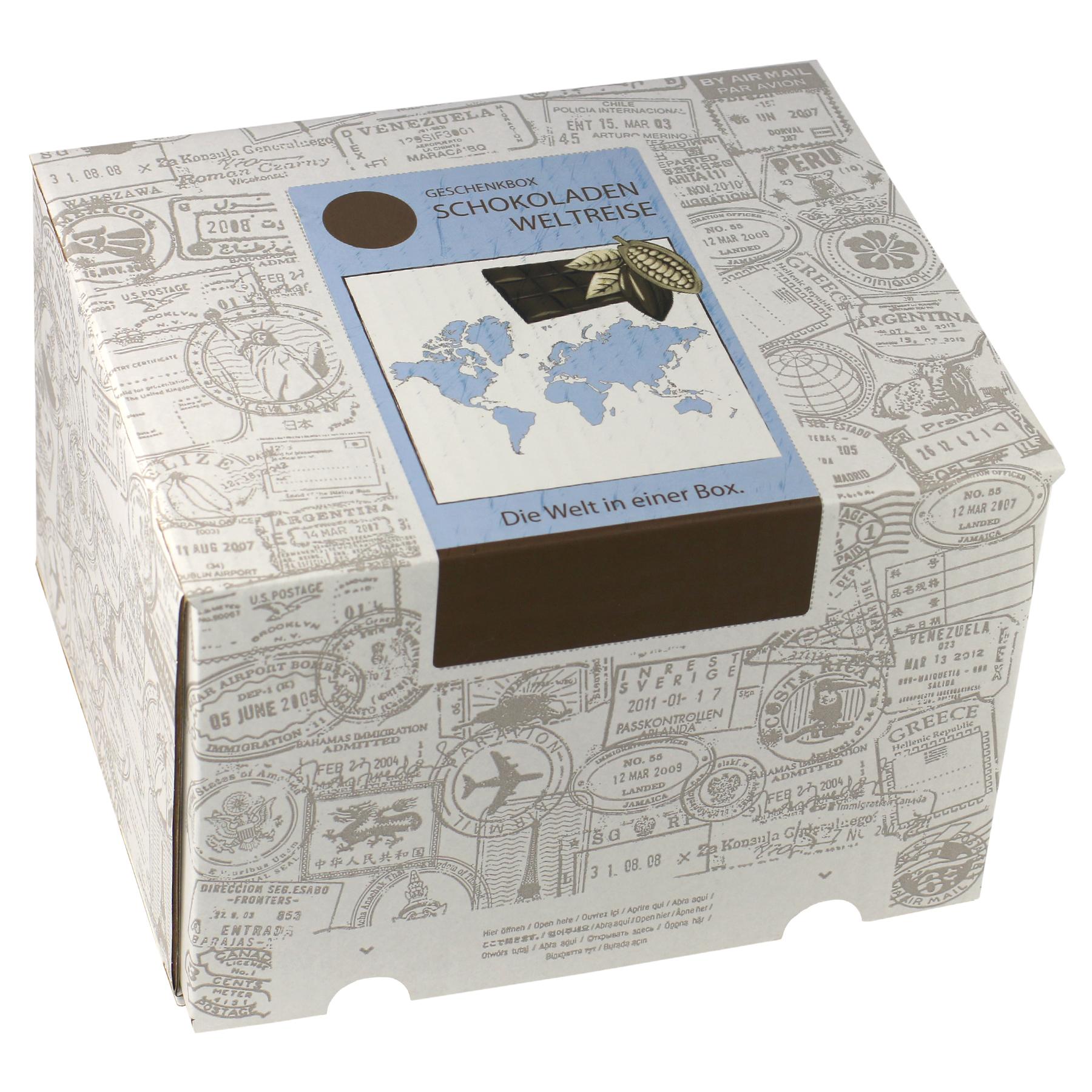 Schokoreise Geschenkbox - 2
