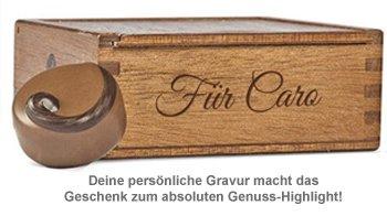 Pralinen in edler Holzkiste - 2