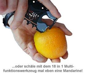 Multifunktionswerkzeug 18in1 - Wallet Ninja - 3