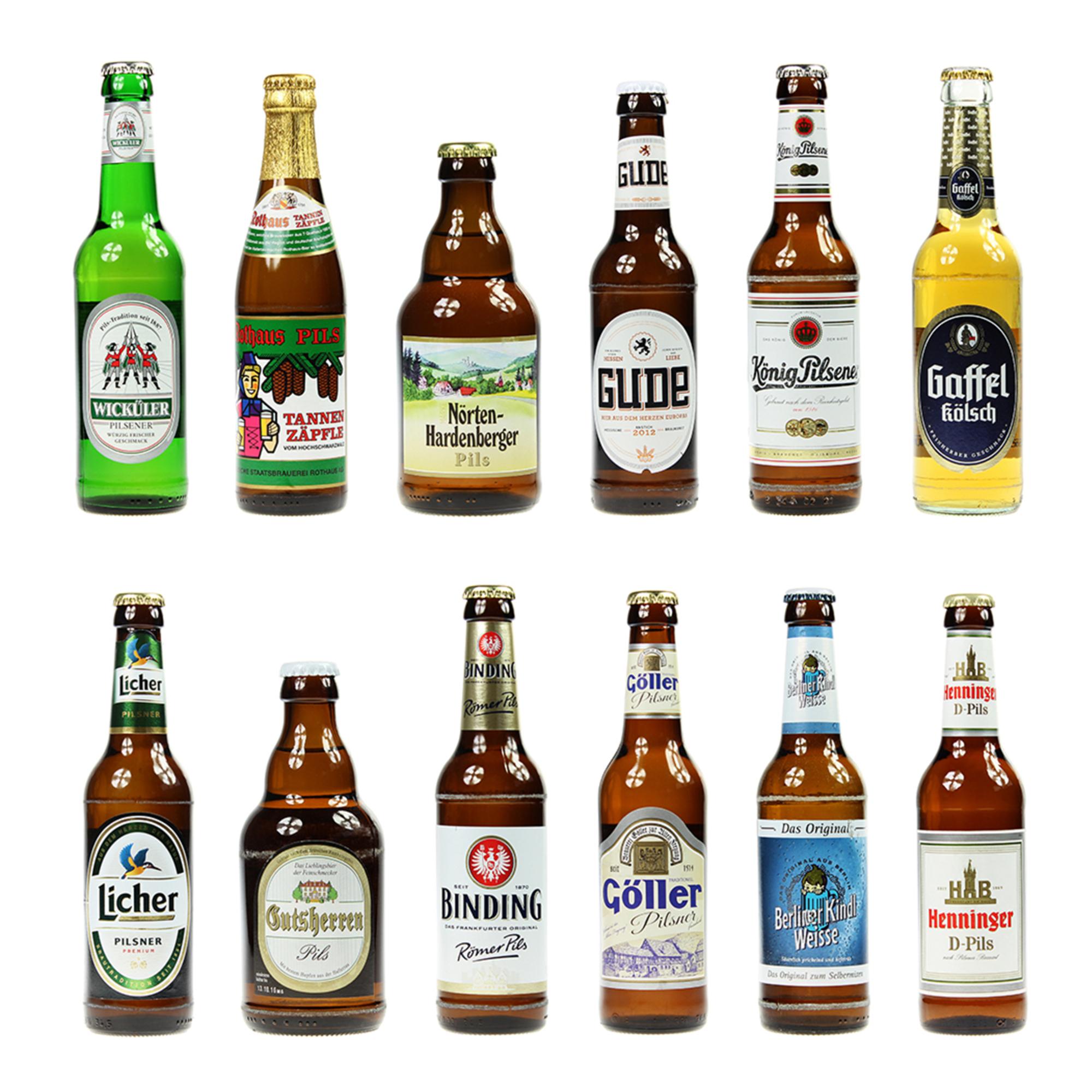 Deutsches Bier - 12er Geschenkbox - 4
