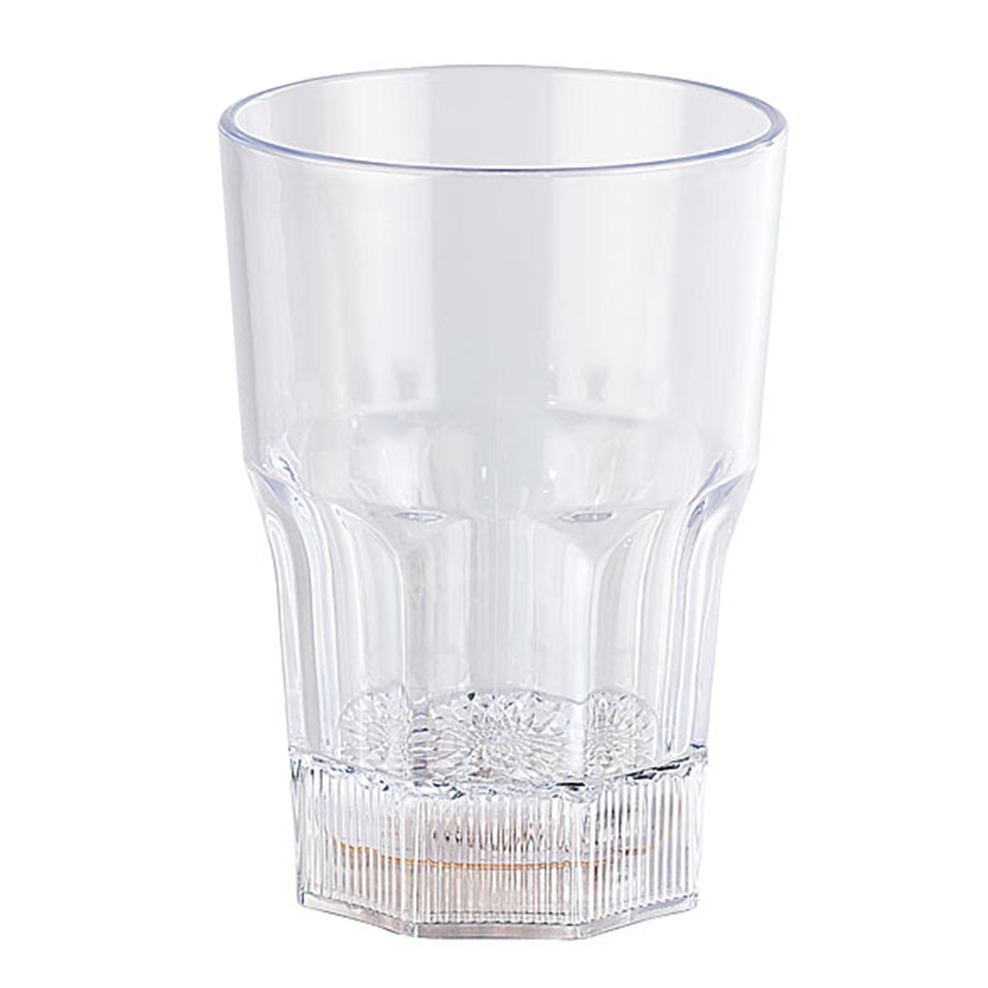 Leuchtglas mit Touch Funktion - blau - 2