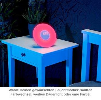 Radiowecker mit Licht und Naturklängen - Sonnenaufgang - 2