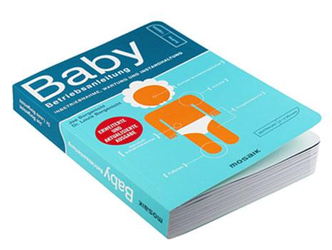 Buch - Baby Betriebsanleitung - 3