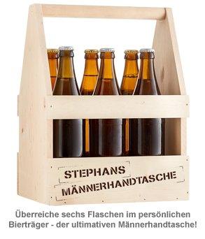 Handwerker Paket - Bierträger mit Wasserwaage - 2