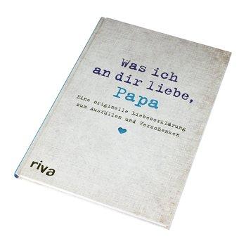 Buch zum Ausfüllen - Was ich an Dir liebe, Papa - 4