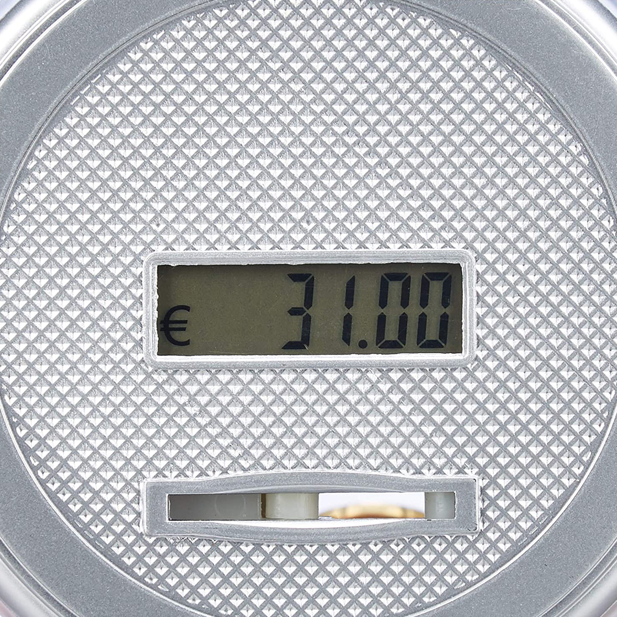 Spardose mit Zählwerk - Münzzähler - 2