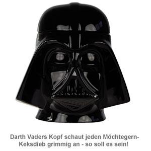 Star Wars Keramik Keksdose - Darth Vader - 2