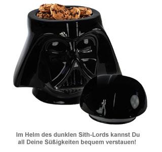 Star Wars Keramik Keksdose - Darth Vader - 3