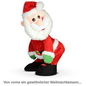 Obszöner singender Weihnachtsmann - 2