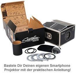 Smartphone Projektor zum Selberbauen - 2