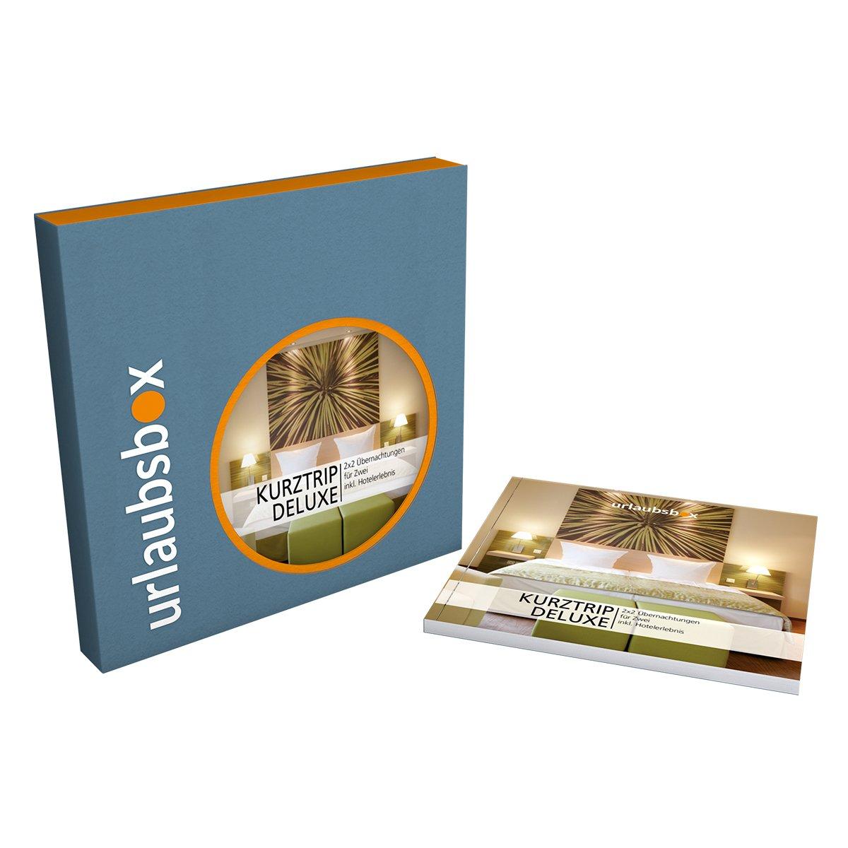 Kurztrip Deluxe - Hotelgutschein - 3