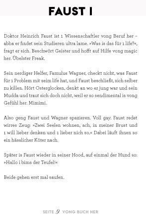 Buch - Hallo I bims der Faust - 2
