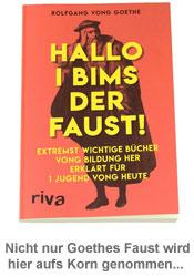 Buch - Hallo I bims der Faust - 3