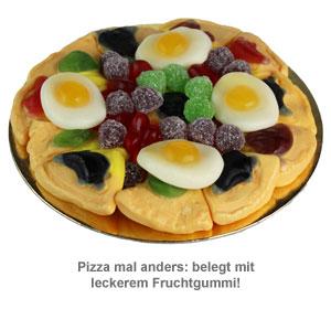 Fruchtgummi Pizza - Klein - 2