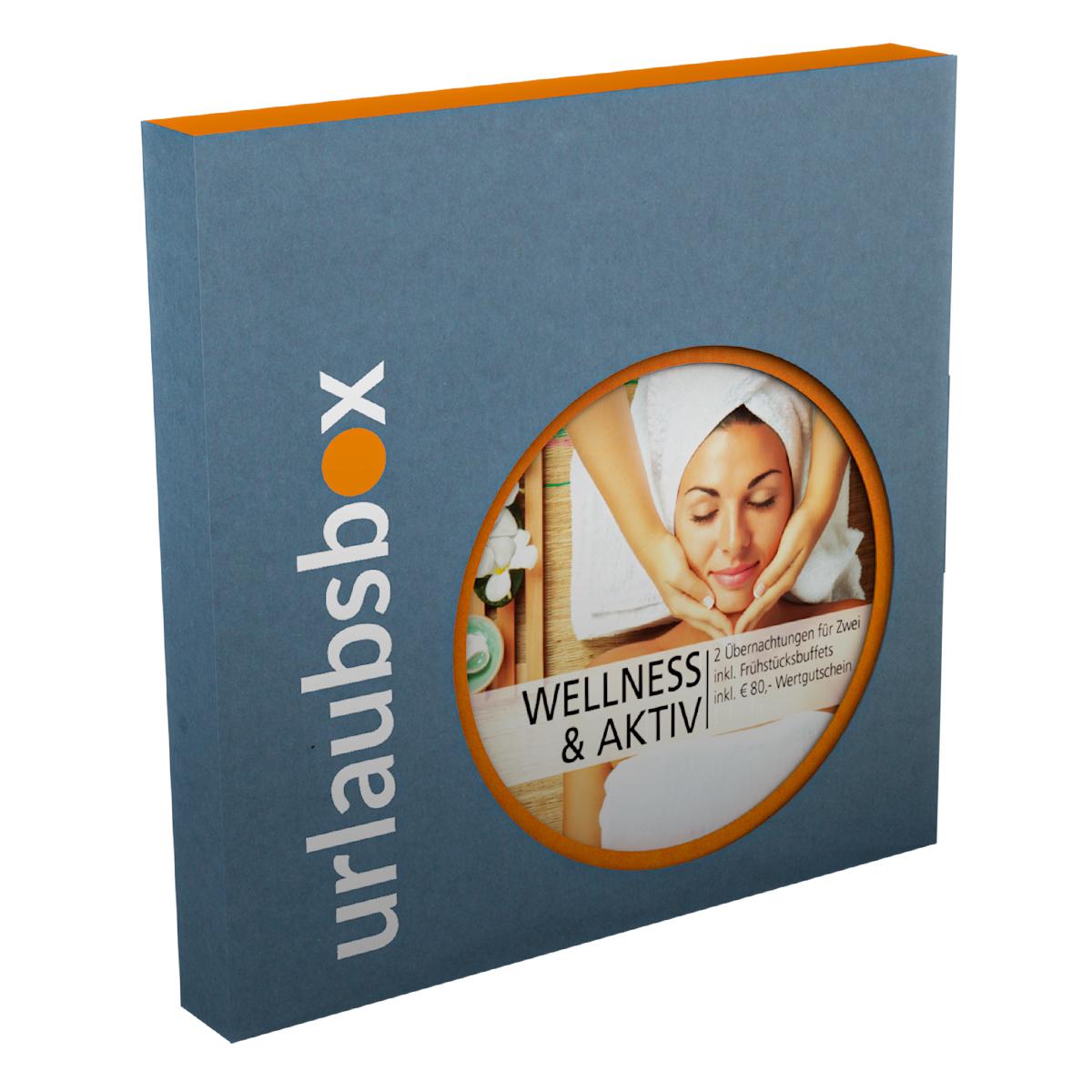 Wellness & Aktivurlaub - Hotelgutschein Deluxe - 2