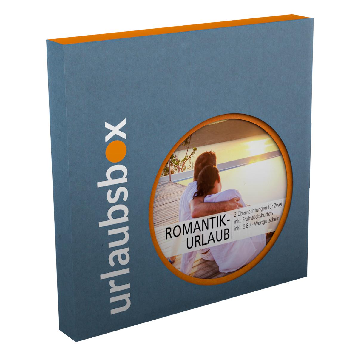 Romantikurlaub - Hotelgutschein Deluxe - 2