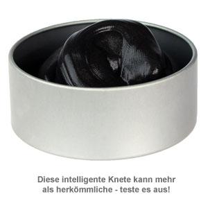 Intelligente Knete - Schwarz - 3