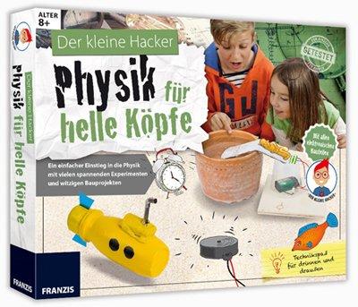 Physik für helle Köpfe - Einsteigerbox für Kinder - 4