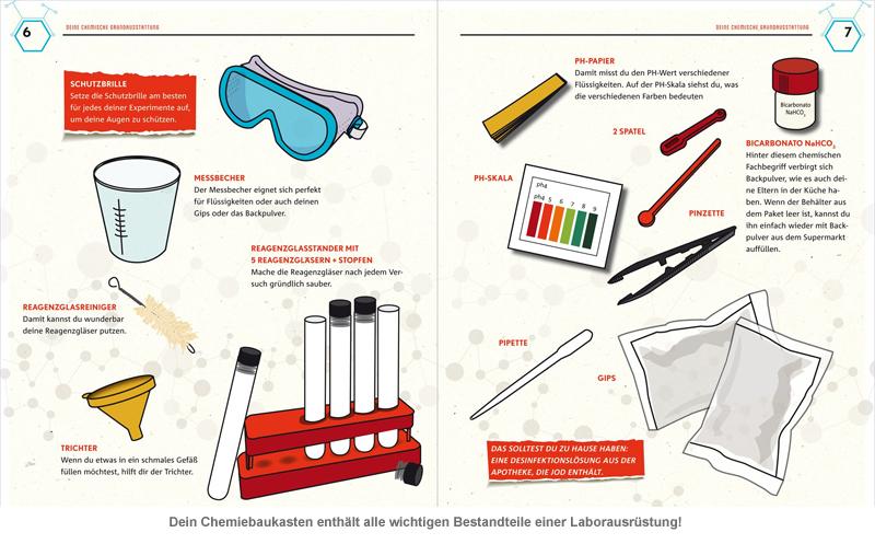 Experimentierkasten Chemie für Kinder und Jugendliche - 3