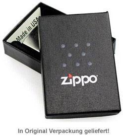 Zippo Feuerzeug mit Gravur - Ich brenn' nur für dich - 4