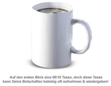 Sprechende Tasse mit Sprachaufzeichnung - 2
