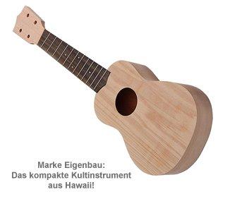 Sopran Ukulele Bausatz - 4