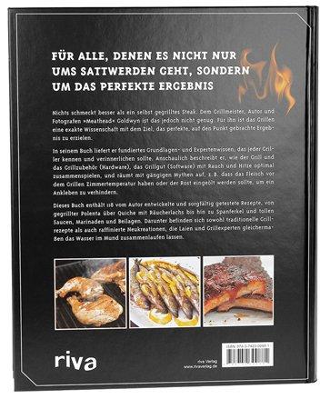 Grillbuch - Die Wissenschaft des Grillens - 4