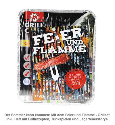 Feier und Flamme - Grillset - 2