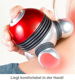Mini Vibrations Massagegerät - Handmassagegerät - 3