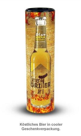 Bierflasche 0,33 l - Seriengriller - 3