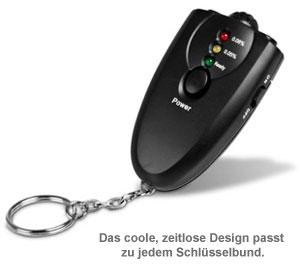 Alkoholtester - Schlüsselanhänger - 3