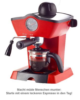 Premium Espressomaschine - 2