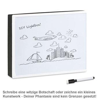 Leuchtkasten zum Zeichnen - LED Lightbox DIY - 2