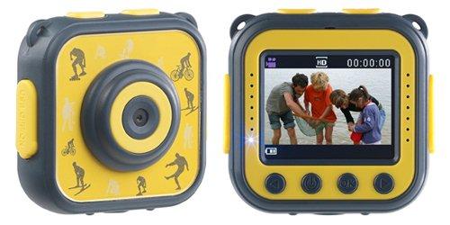 Kinderkamera HD - Action Cam mit Unterwassergehäuse - 2
