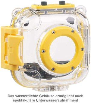Kinderkamera HD - Action Cam mit Unterwassergehäuse - 3