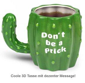 Kaktus Tasse - 3D - 2