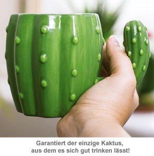Kaktus Tasse - 3D - 3