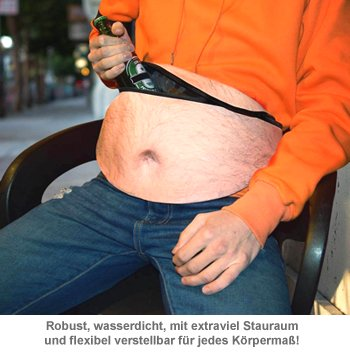 Bierbauch Tasche - 3
