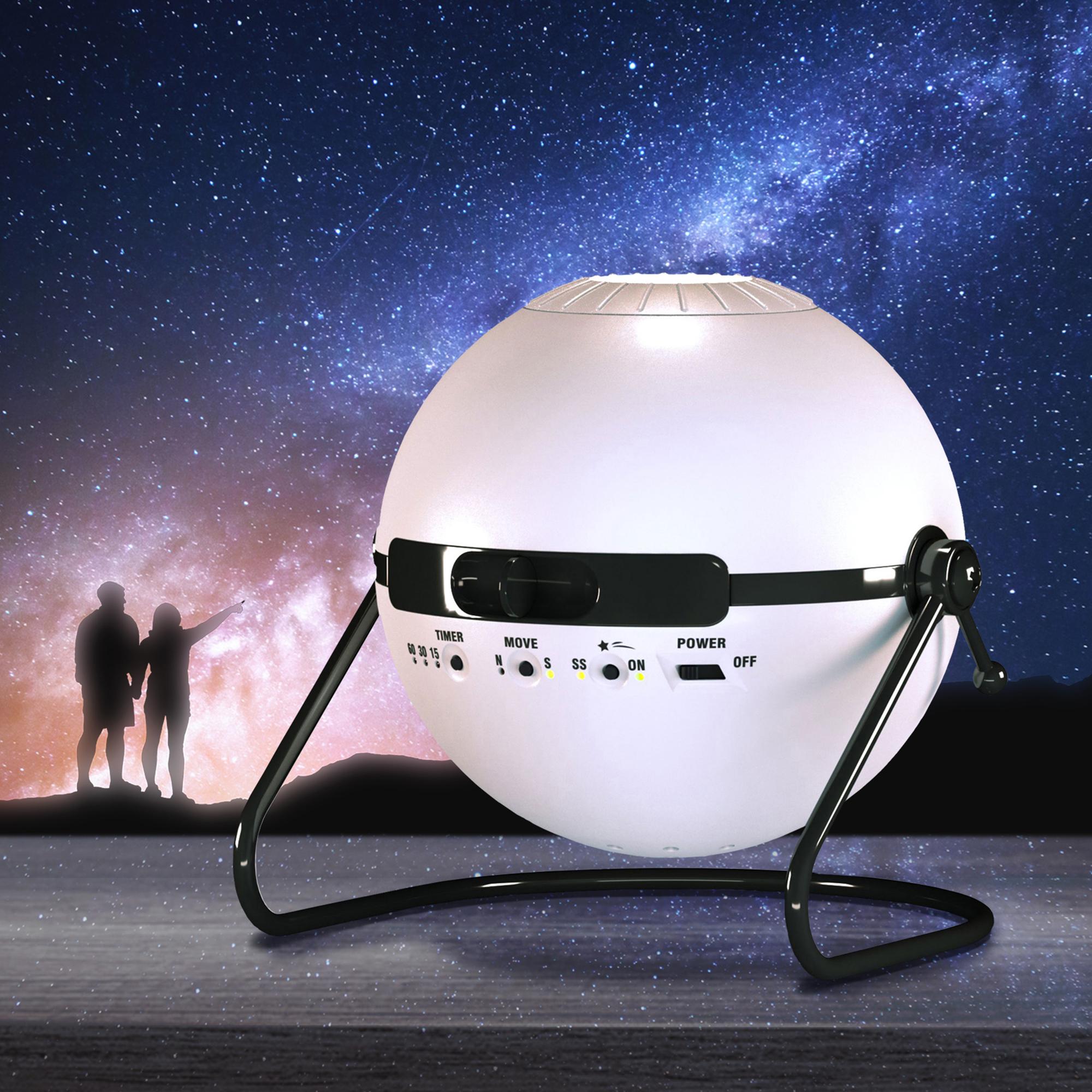 Sega Toys Planetarium - Sternenhimmel Projektor weiß - 2