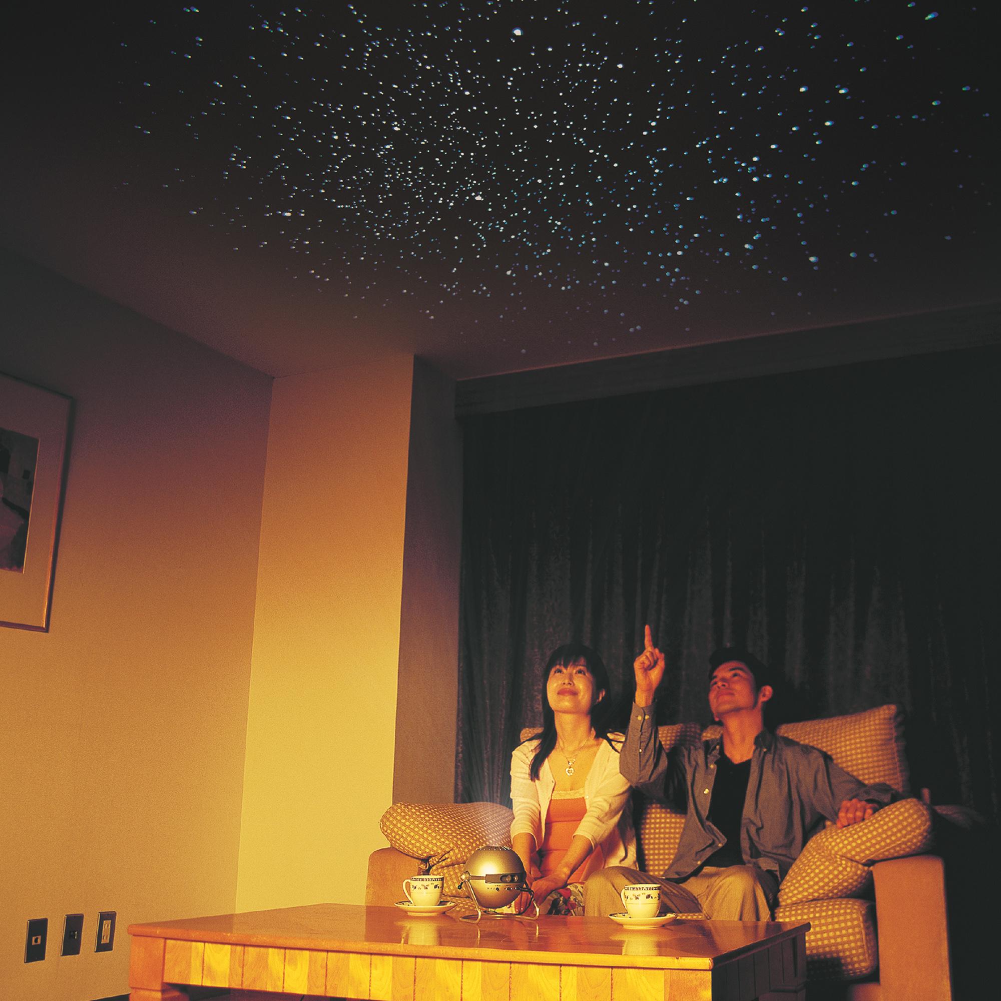 Sega Toys Planetarium - Sternenhimmel Projektor weiß - 5