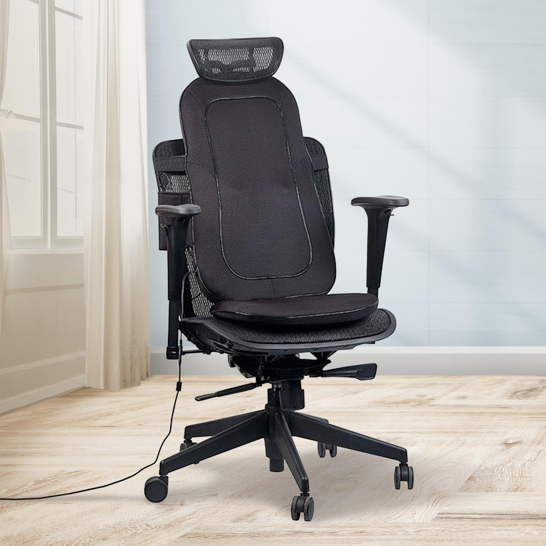 Massagematte mit Wärmefunktion - Sitzauflage Deluxe - 3