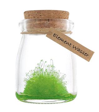 Kristalle züchten - Element Wasser - 2